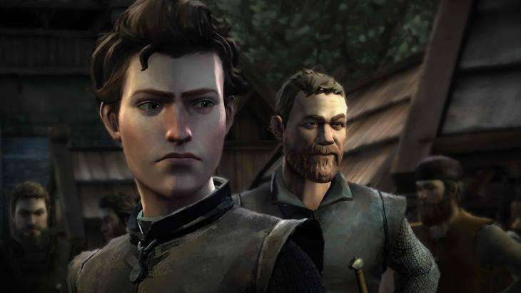 Game of Thrones - Ethan & Duncan