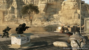 Metal Gear Online 01