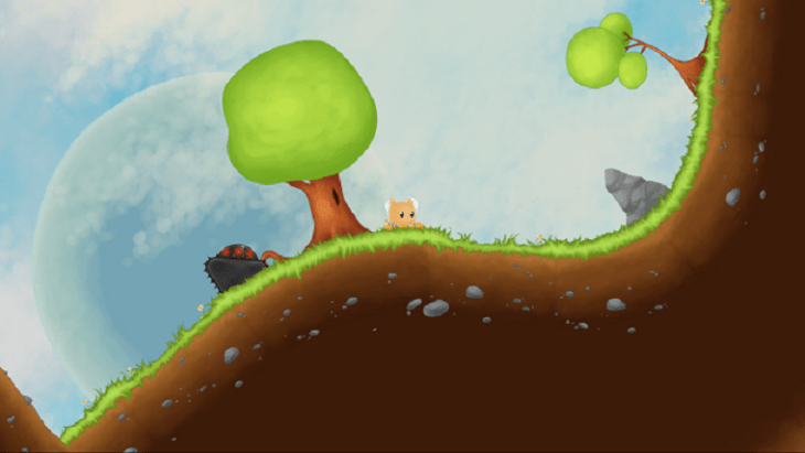 Airscape - Created in Construct 2