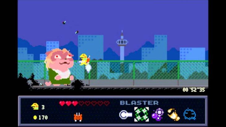 KeroBlaster Indie Games