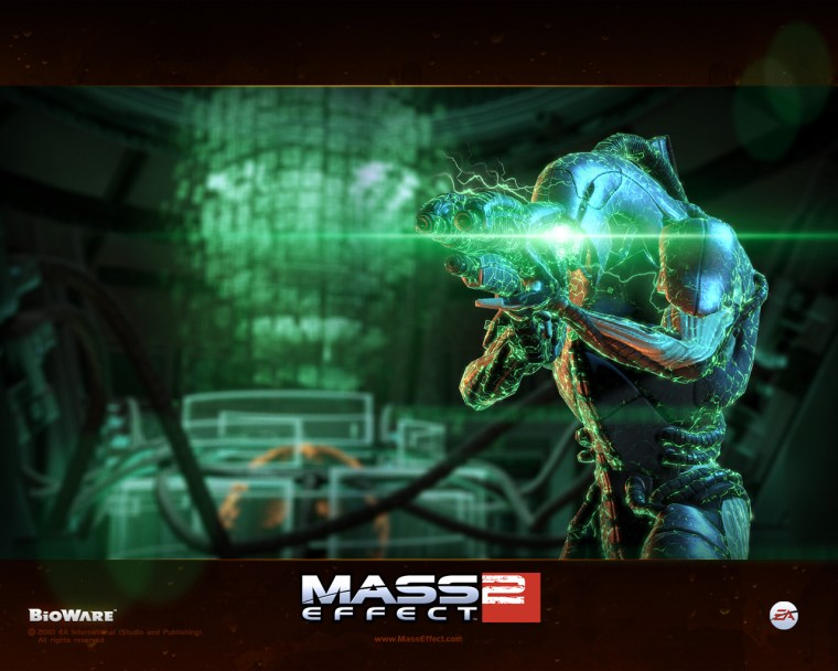 Mass Effect 2 - Overlord