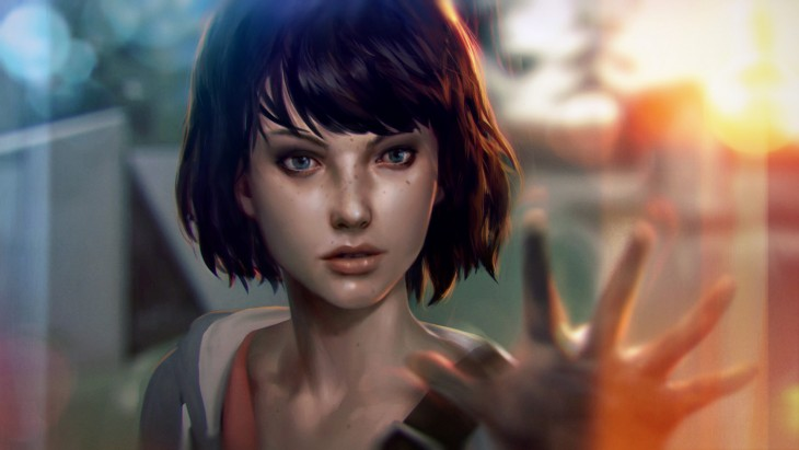 Life is Strange key art