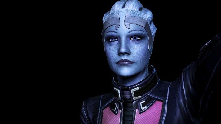 Liara Video Game Princess