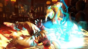 Street Fighter V - Nash 02