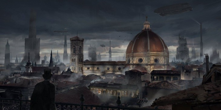 The Order 1886 - Florence
