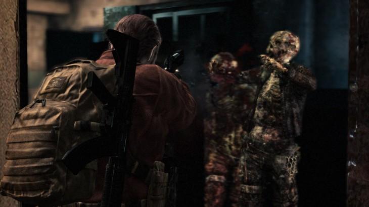 Resident Evil: Revelations 2 - Barry rotten