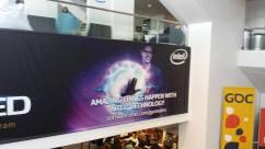 GDC 2015 Intel Sign 2