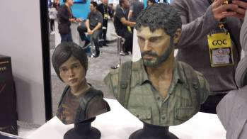 GDC 3D Printing Last of Us