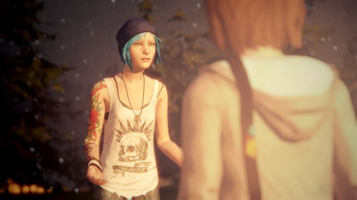 Chloe Life is Strange