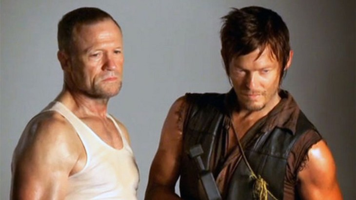 The Walking Dead - Dixon brothers