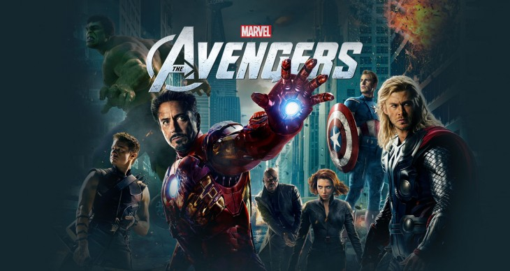 Marvel Cinematic Universe Avengers Assemble