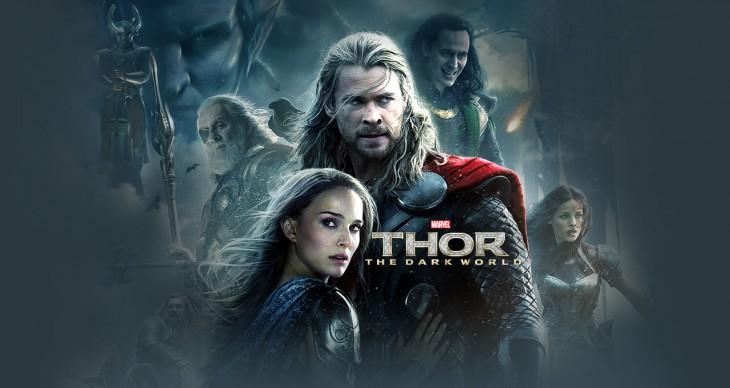 Marvel Cinematic Universe Thor The Dark World