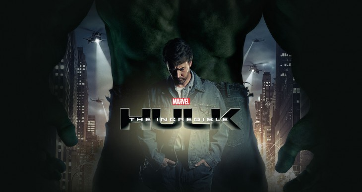 Marvel Cinematic Universe The Incredible Hulk