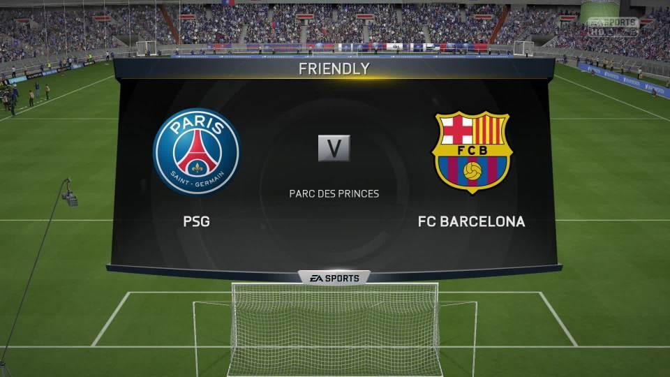 CPU Prediction - PSG vs. Barcelona - Champions League 2014 ...