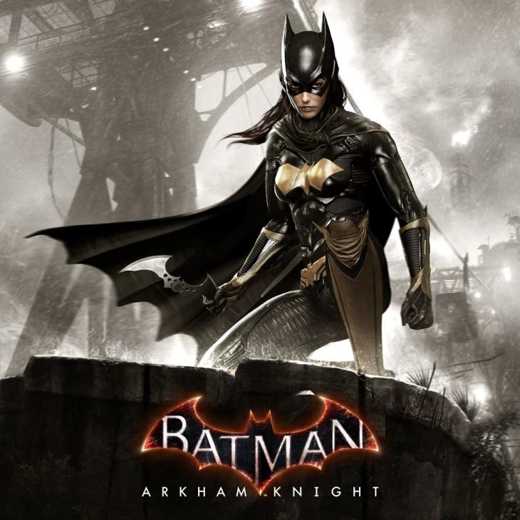 Batman: Arkham Knight - Batgirl original