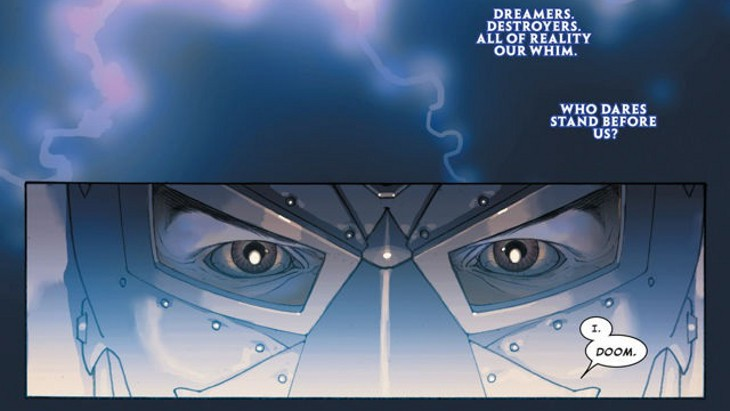 secret wars #1 panel 03
