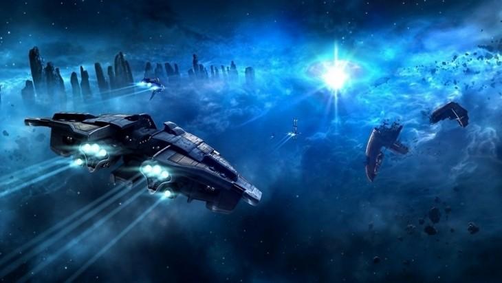 Eve-Valkyrie ship image