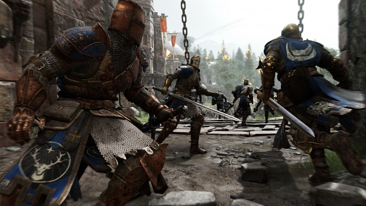 For_Honor_Screen_Harrowgate_WardenInToTheFray_E3_150615_4pmPST_1434397104