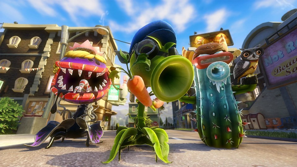 Plant-vs-Zombie-Garden-Warfare-7-HD-Wallpaper