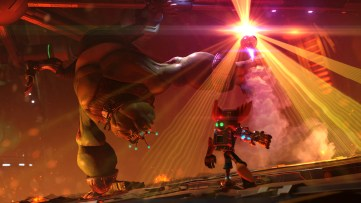 Ratchet & Clank PS4 screen 04