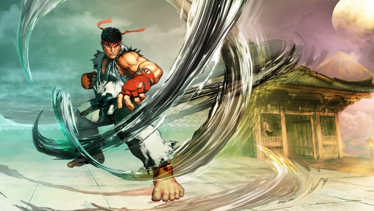 Street Fighter V - Ryu character profile