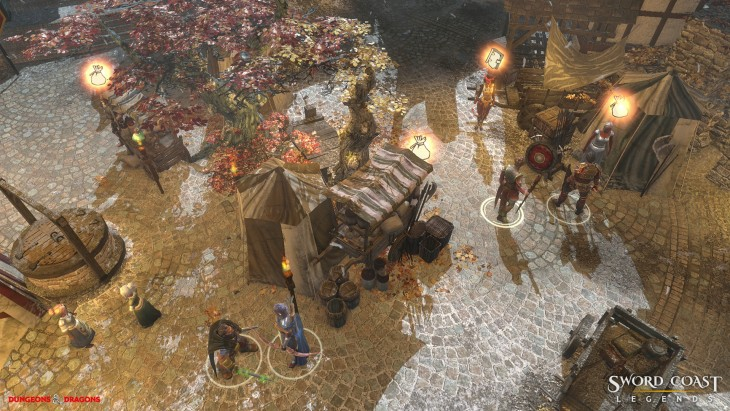 Sword Coast Legends - Screenshot (4)