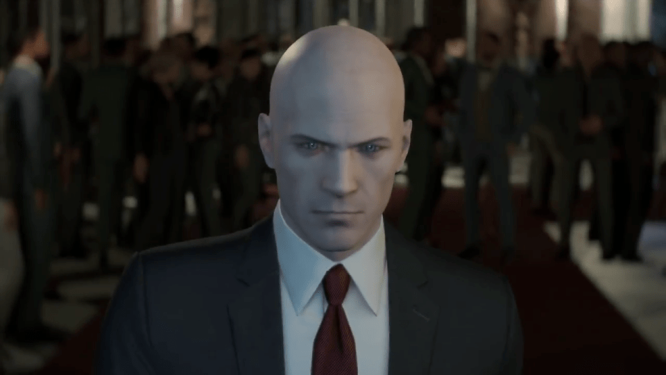 Hitman E3 2015