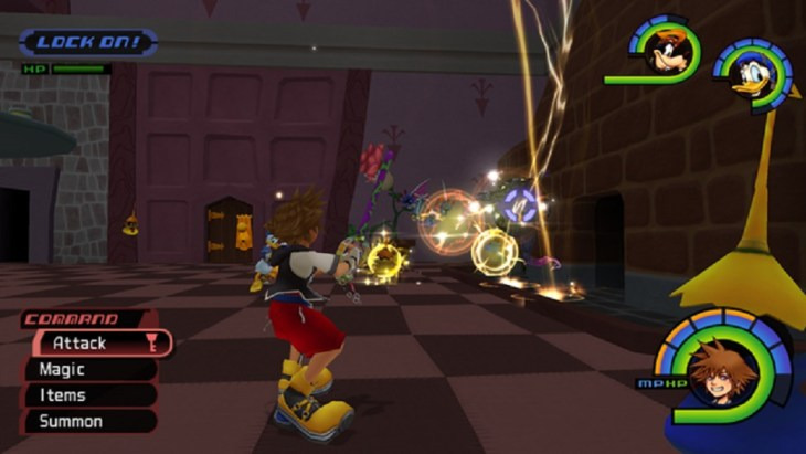 KingdomHeartsDefinitiveRetrospectivePart1_GameplayPic01