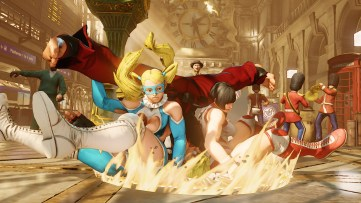 Street Fighter V R. Mika - 08_critical_art (Copy)