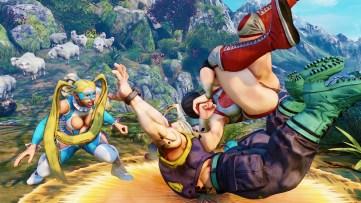 Street Fighter V R. Mika - 11_nadeshiko_elbow_drop (Copy)