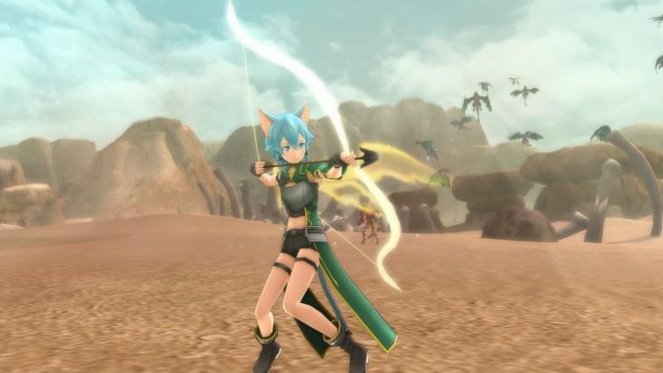 Sword Art Online - Lost Song - Sinon