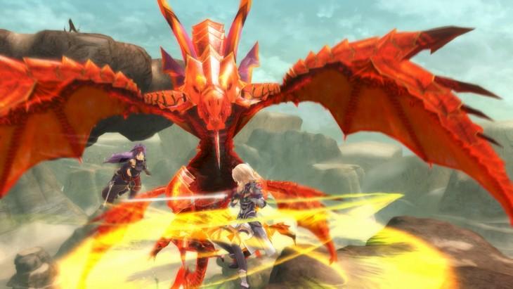 Sword Art Online - Lost Song battle