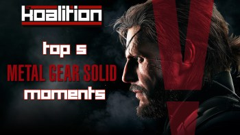 Top 5 Metal Gear Moments