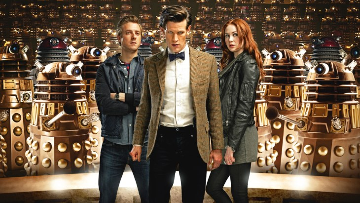 Doctor Who is available on BBC iPlayer, a free service in the UK.