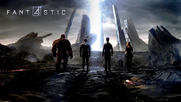 Fantastic Four team back