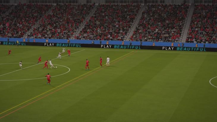 FIFA 16 Seasons 0-0 FCB V FCB, 1st Half