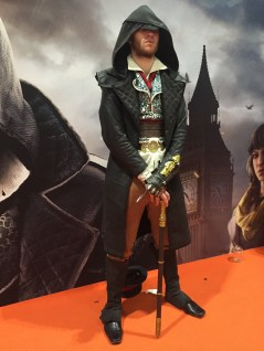 Jacob from Assassin's Creed Syndicate was casually lurking around