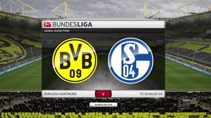 Borussia Dortmund vs. Schalke 04 – Bundesliga 2015/16