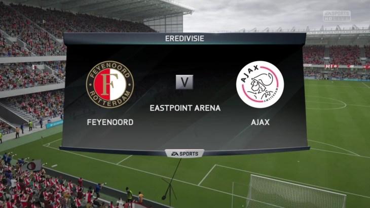 Feyenoord vs. Ajax - Eredivisie 2015/16