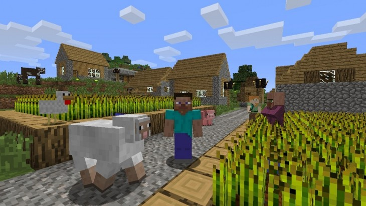 MinecraftWii UReview_Pic03