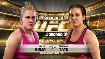 UFC 196: Holly Holm vs. Miesha Tate