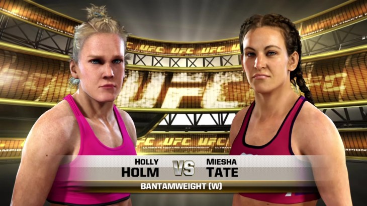 UFC 196: Holly Holm vs. Miesha Tate