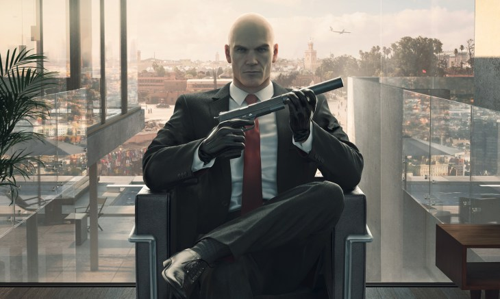 hitman feature