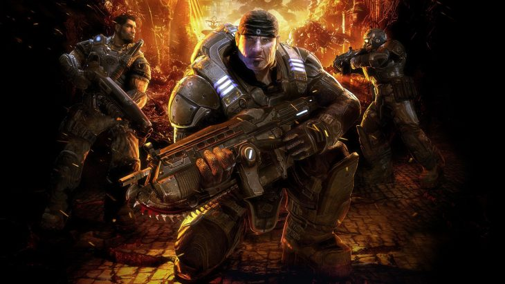 Gears of War is a definitive Xbox 360 game
