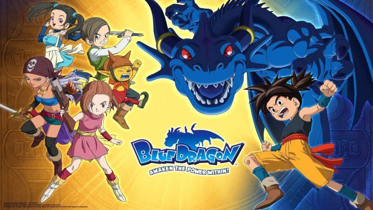 Blue Dragon for Xbox 360