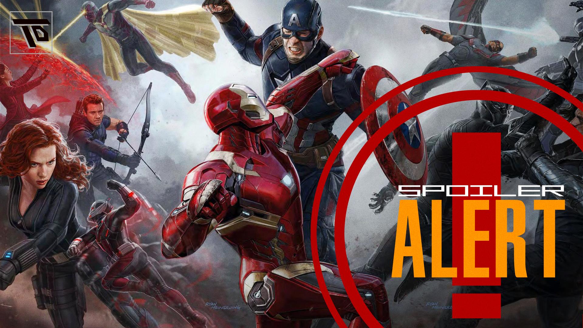Chelsea Vs Manchester United Vs Fc Barcelona: Captain America: Civil War