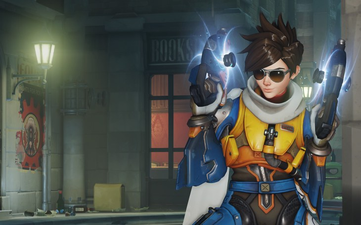 Tracer embodies women in gaming