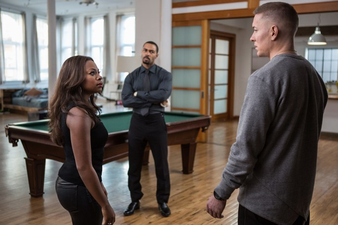 Ghost, Tasha, Tommy in Power