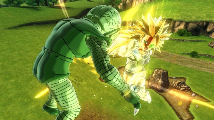 Super Saiyan in Dragon Ball Xenoverse 2
