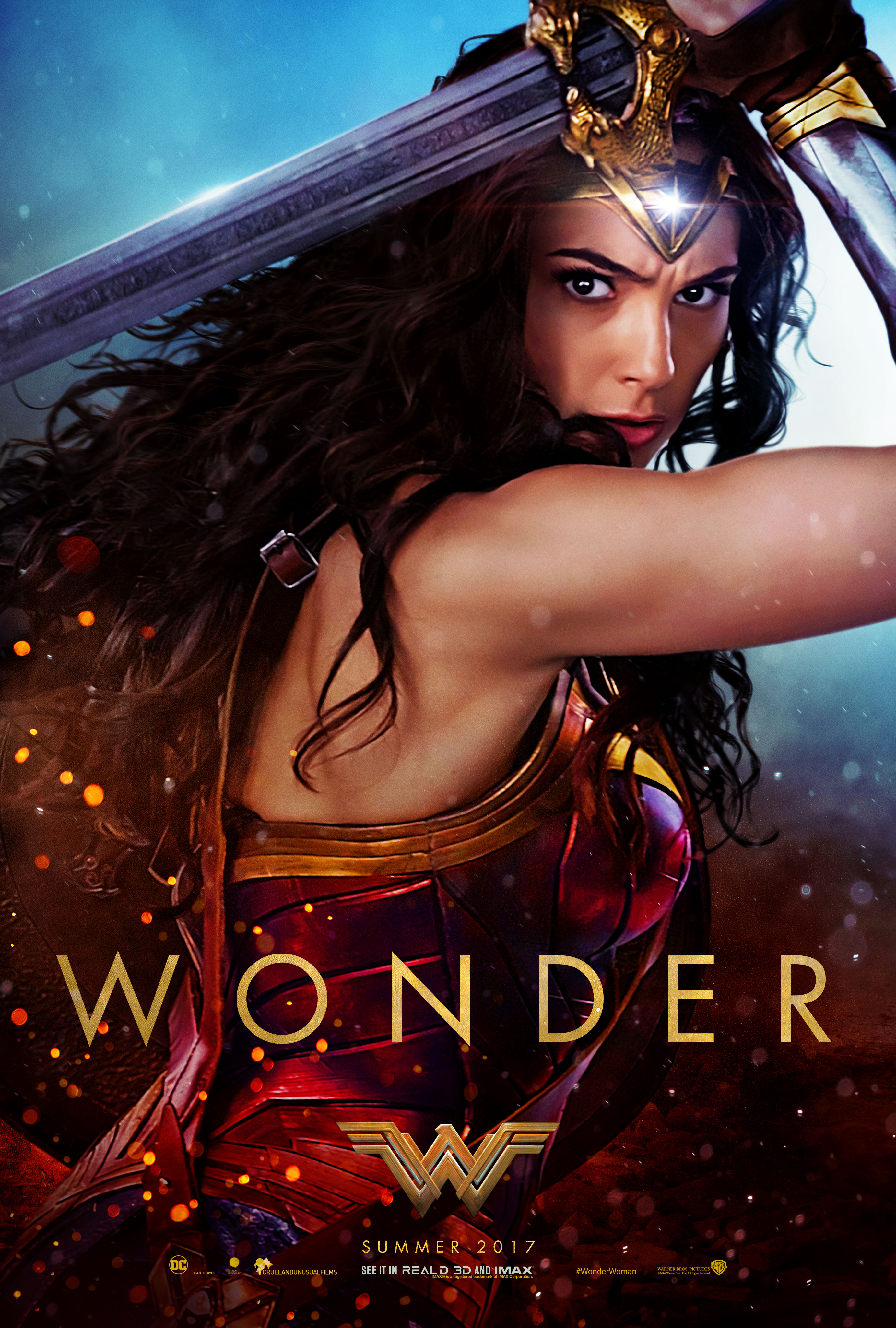 Trailer Wonder Woman